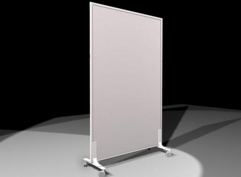 Linea clipper pannelli espositivi vetrine espositve - Pannelli divisori design ...