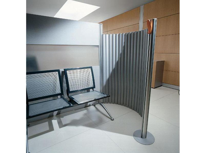 Divisorio espositivo x lite pannelli espositivi vetrine - Pannelli divisori design ...
